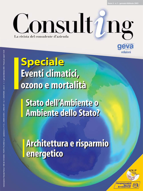 Consulting 1-2005